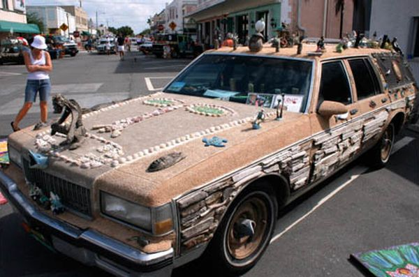 The most insane car tuning (13 pics)