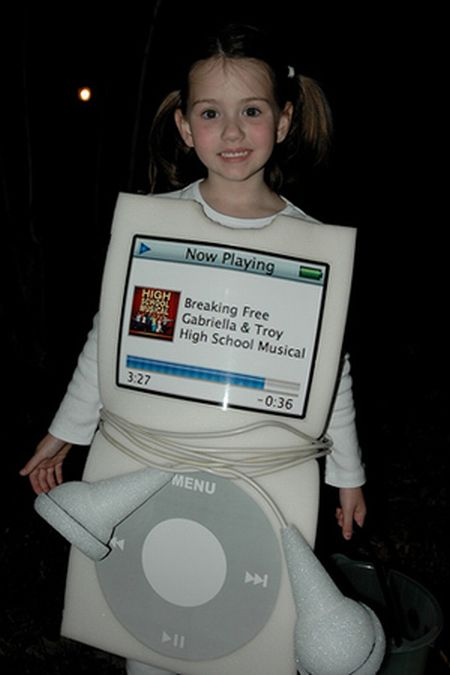 Another set of crazy Halloween costumes (26 pics)