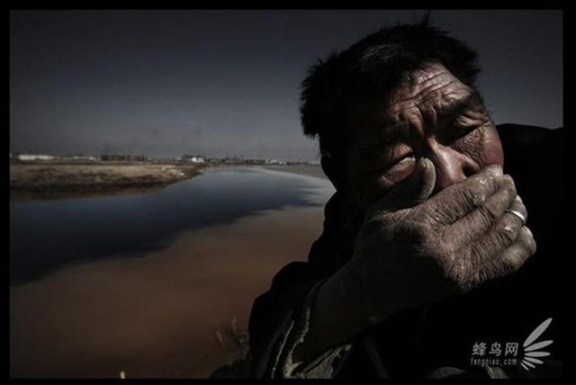 """""""Pollution in China"""", Documentary Project of Photographer Lu Guang (35 pics)"""