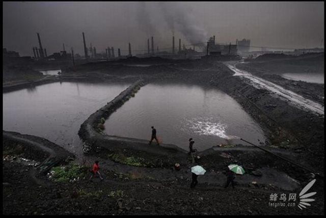 """Pollution in China"", Documentary Project of Photographer Lu Guang (35 pics)"