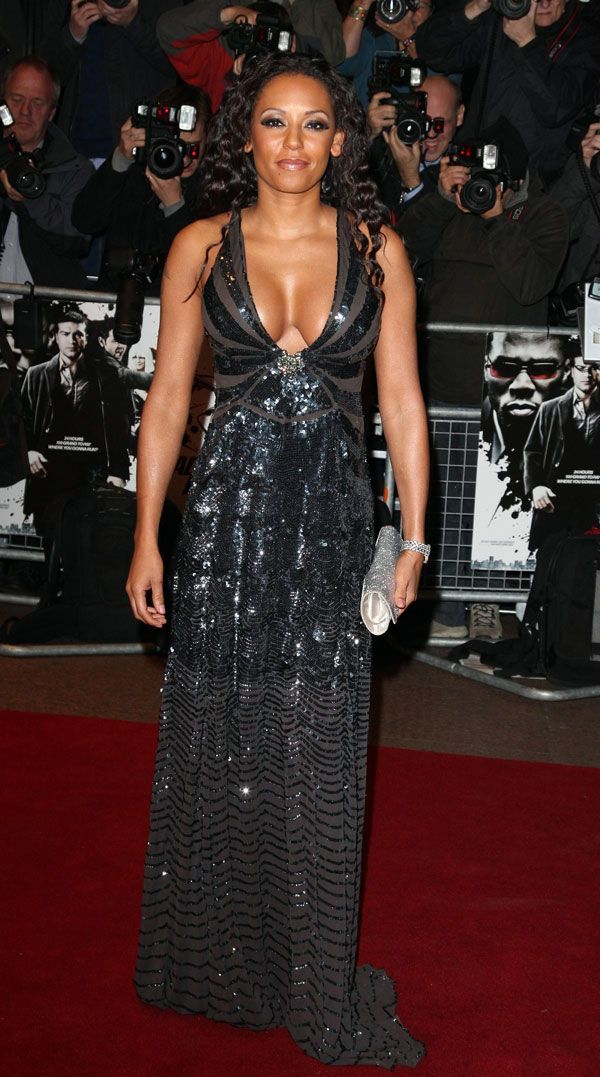 Mel B on the Red Carpet (5 pics)