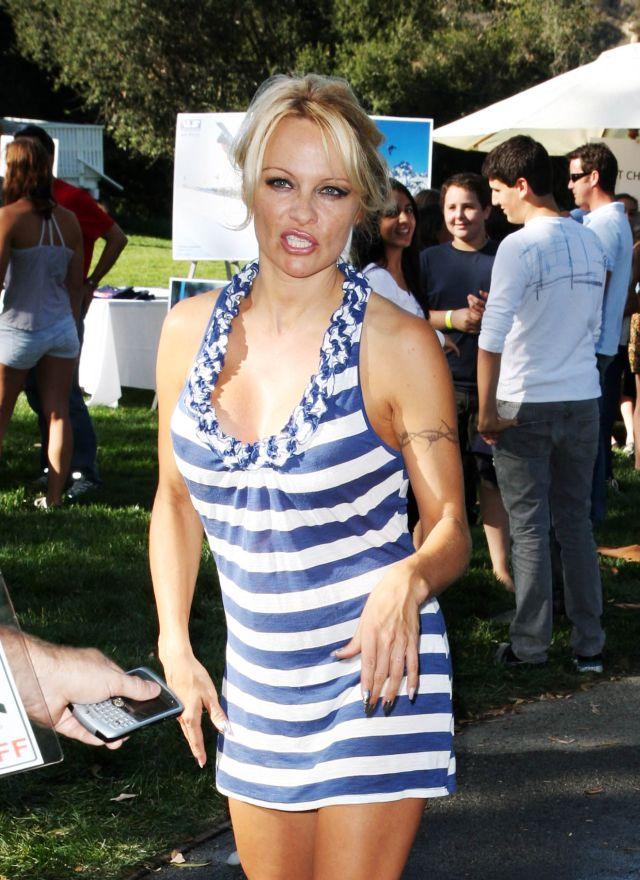 Good Old Pamela Anderson (13 pics)