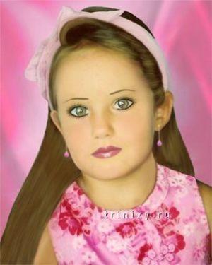 "Creepiest ""Professionally"" Retouched Photos of Children! (80 pics)"
