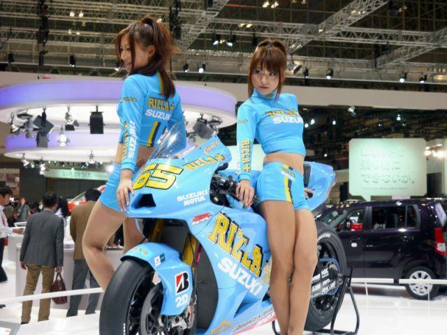 Japanese Auto Girls (43 pics)