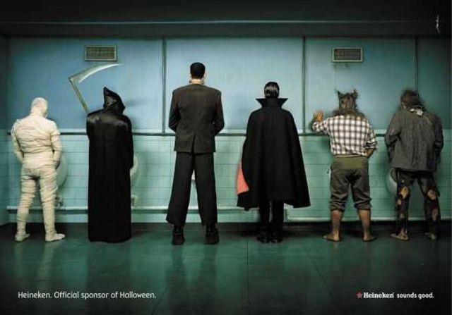 Most Creative Halloween Ads (54 pics) - Izismile.com