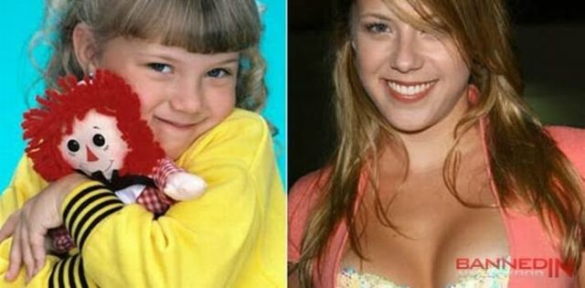 Celebs. Would you recognize them when they were young? (47 pics)