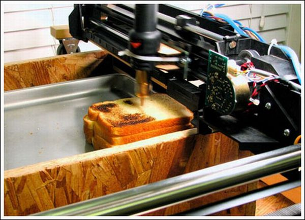 Toast Printer! Can I get One?!!! (8 pics)