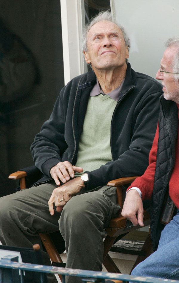 Clint Eastwood, a real grandpa now ;) (10 pics)TagsArchives