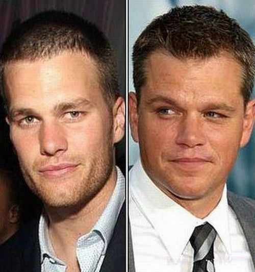 Celebrities who look alike (26 pics)