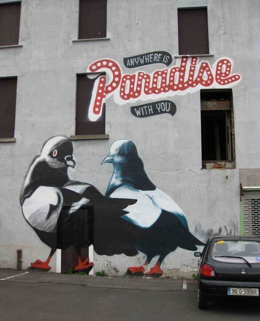Huge Selection of Cool Graffiti Art (281 pics)