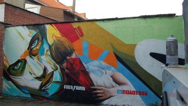 Huge Selection of Cool Graffiti Art (281 pics)
