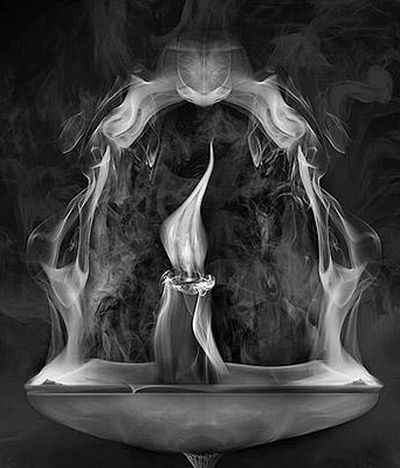 Art with Smoke. Stunning pictures (15 pics)
