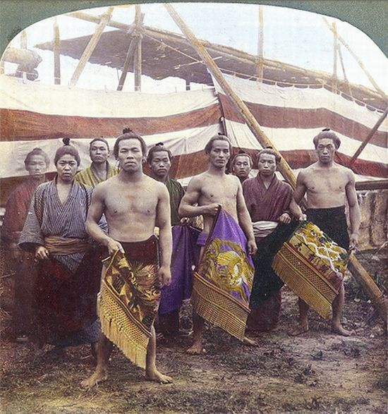 3D Stereoviews of Old Japan (20 pics)