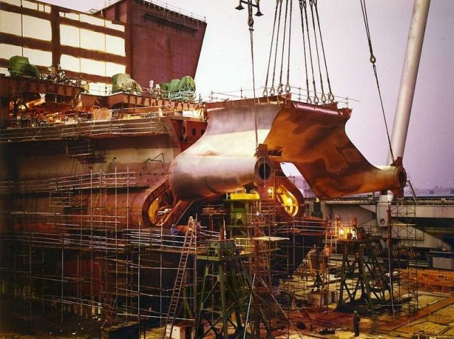 Boat Construction (30 pic)