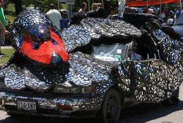 Different Odd Vehicles (14 pics)