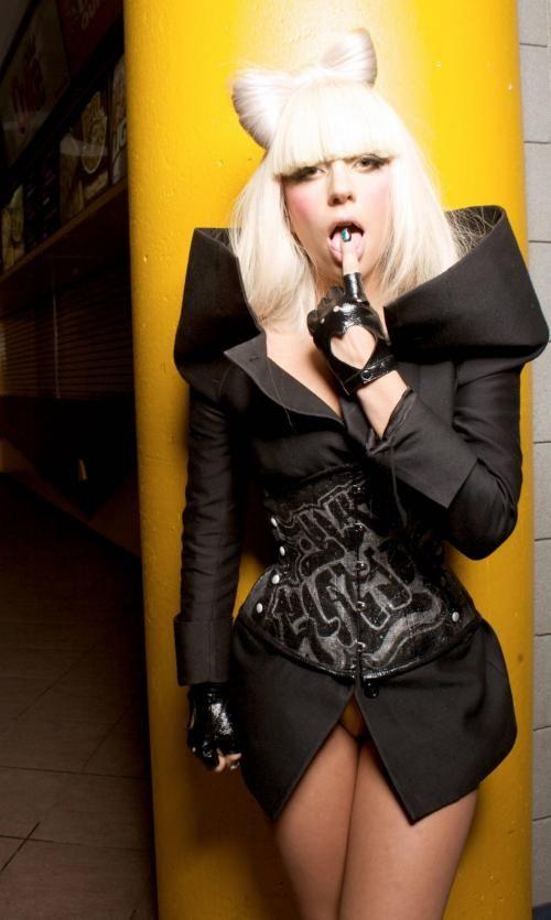Lady Gaga… (9 pics)