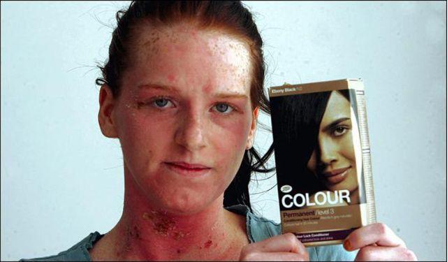 OMG! Great Hair Dye… (6 pics)