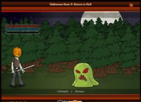 Halloween Hunt 2 – Return to Hell