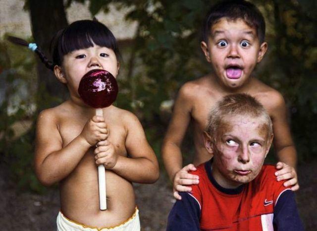 Children (83 pics)