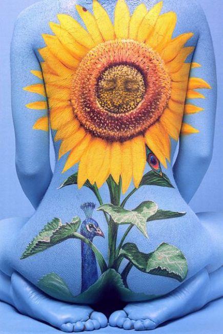 Stunning Body Painting Art (17 pics)