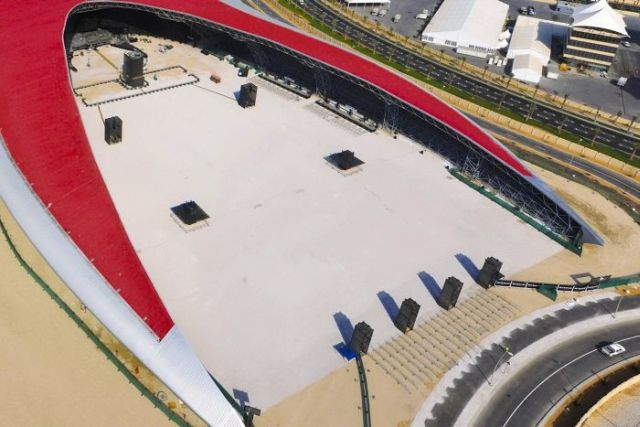 Ferrari World Abu Dhabi – New Theme Park for 2010 (8 pics)