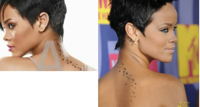 Celebrities Tattoos (23 pics)