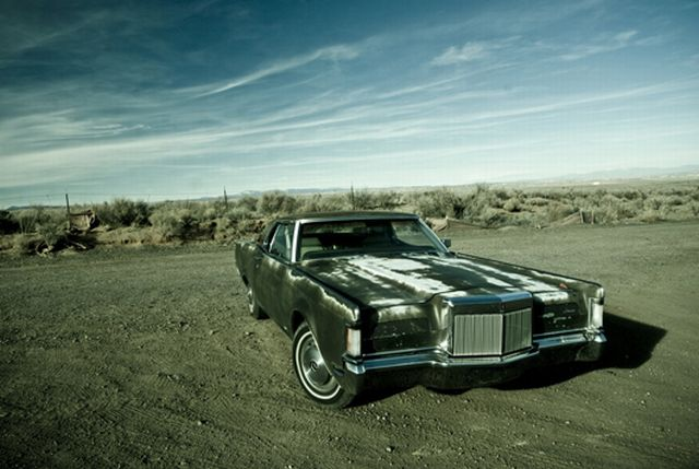 Amazing Classic Cars (25 pics)