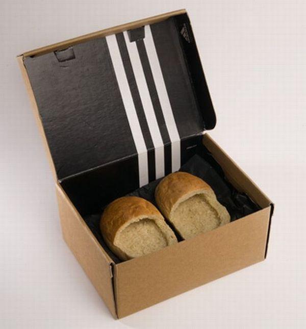 Bread Slippers (16 pics)