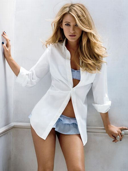 1 Blake Lively, hot and elegant (9 pics)