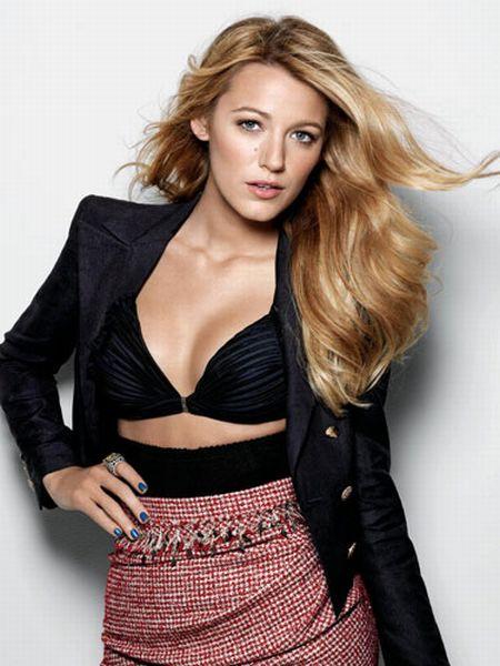 Blake Lively, hot and elegant (9 pics)