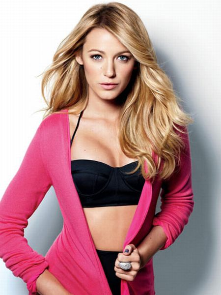 Blake Lively, hot and elegant (9 pics)