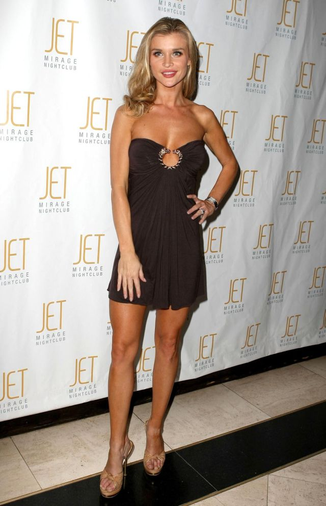 Very Sexy Joanna Krupa in a Nice Dress (8 pics)