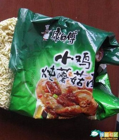 Chinese Instant Noodles (6 pics)