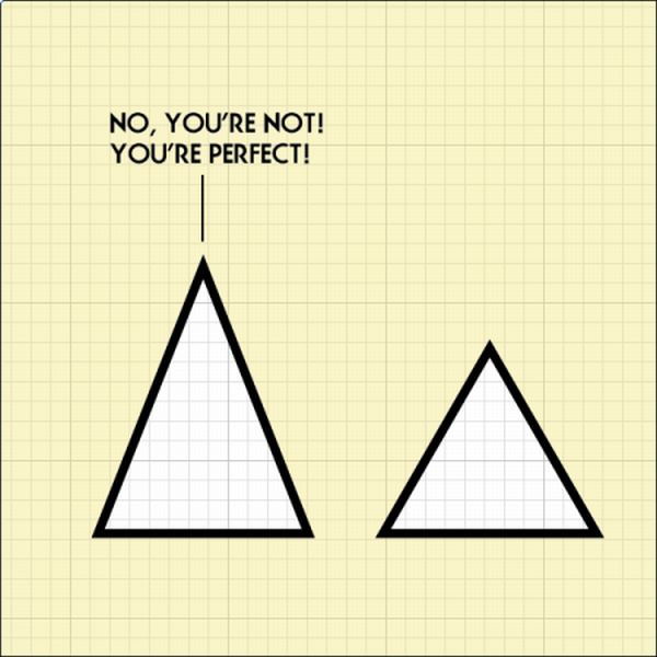 Humor with Geometric Figures (30 pics)