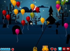 Night Balloons