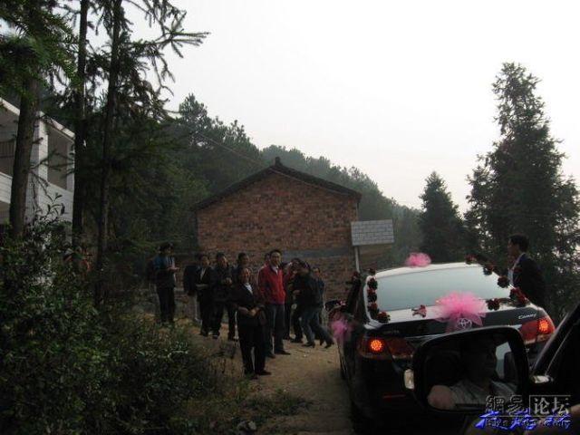 Chinese Wedding Fail (9 pics)