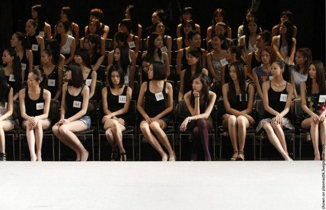 Asian Model Casting (10 pics)