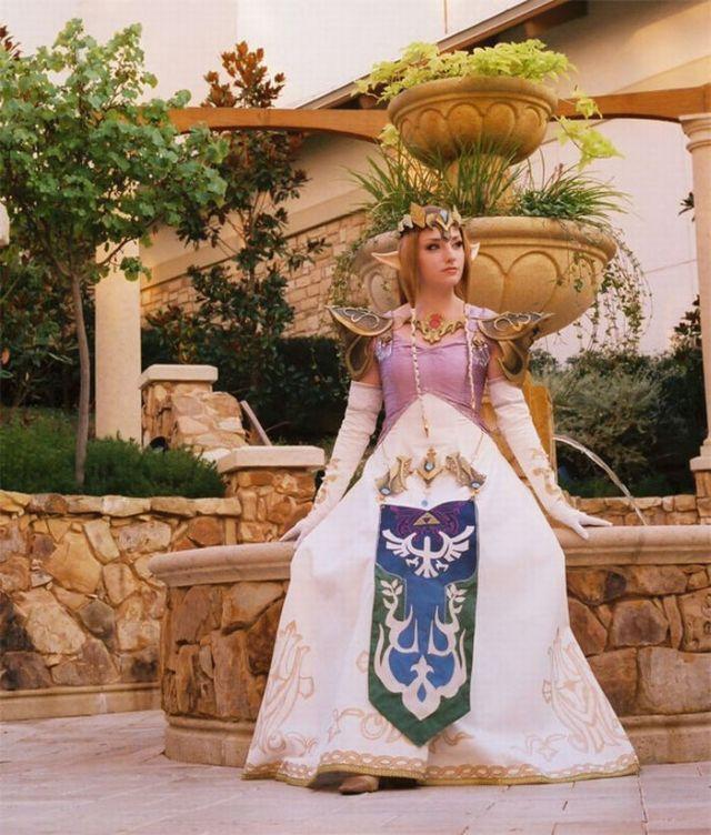 Princess Zelda (18 pics)