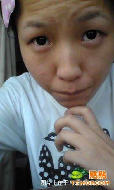 Another Chinese Make-Up Miracle (16 pics)