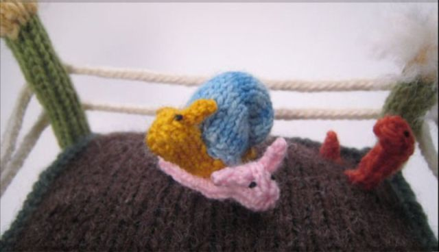 Knitted Little Stuff (58 pics)