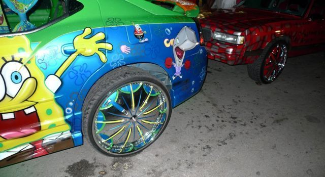 Tuned Cars of Bros (39 pics)