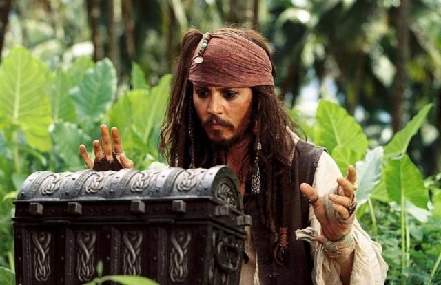 Johnny Depp and His Different Roles (27 pics)