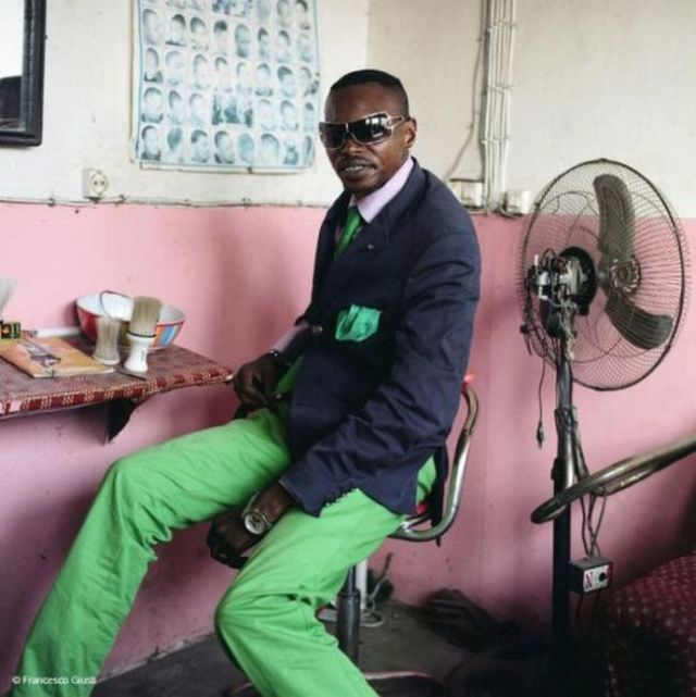 The Congolese SAPE, or Elegant People of Congo (20 pics)