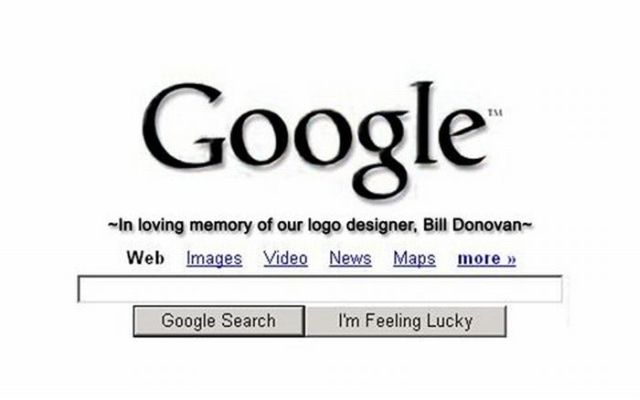 Google Logo Designer Has Some Marital Issues! (5 pics)