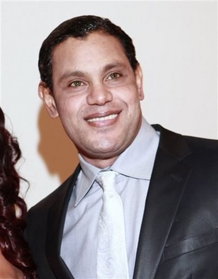 Transformation of Sammy Sosa (6 pics)