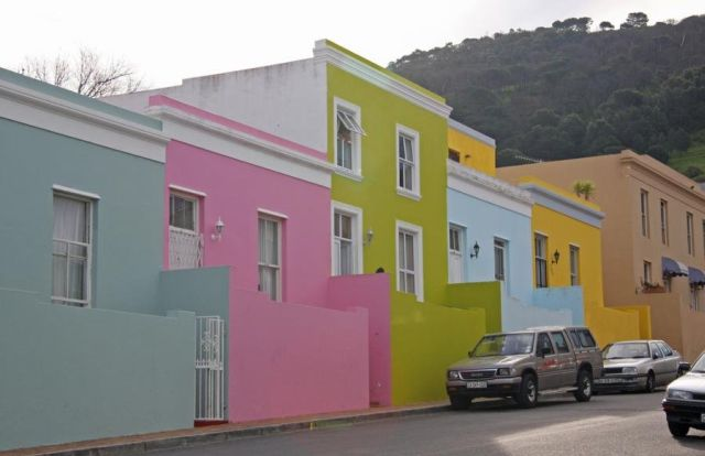 The Cape Malay District Block (14 pics)