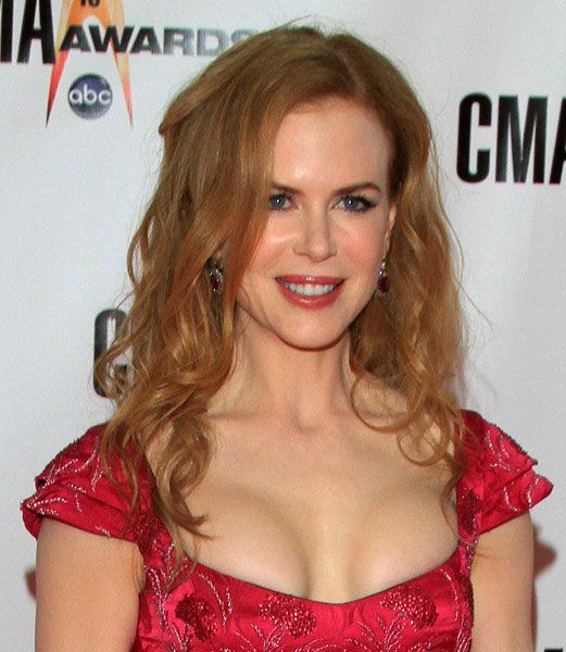 Charming and Always Fresh Nicole Kidman (4 pics)