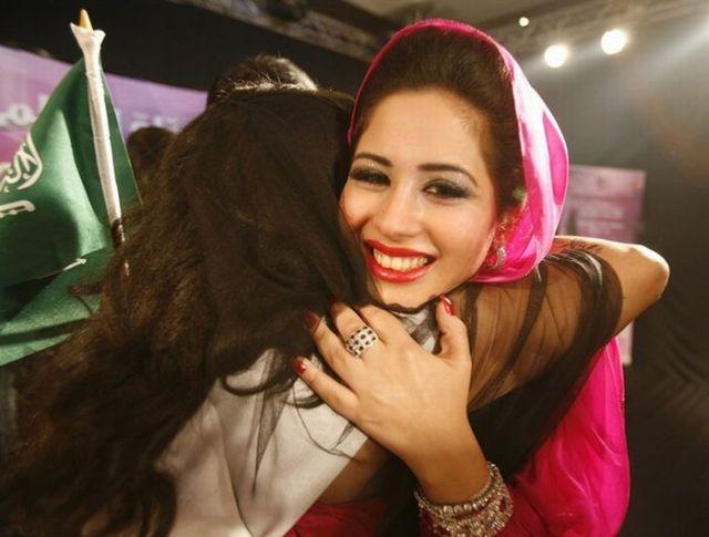 Miss Arab World 2009 Pageant (10 pics)