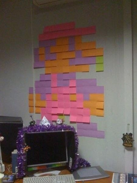 How to Entertain Yourself at Work (37 pics)