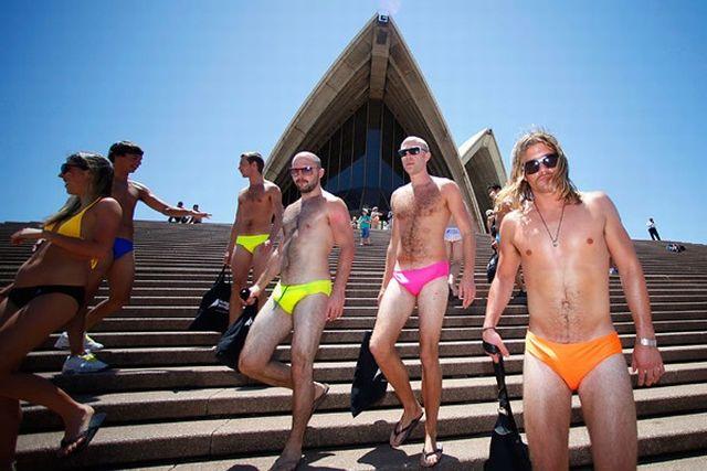 Sydney Swimwear Parade